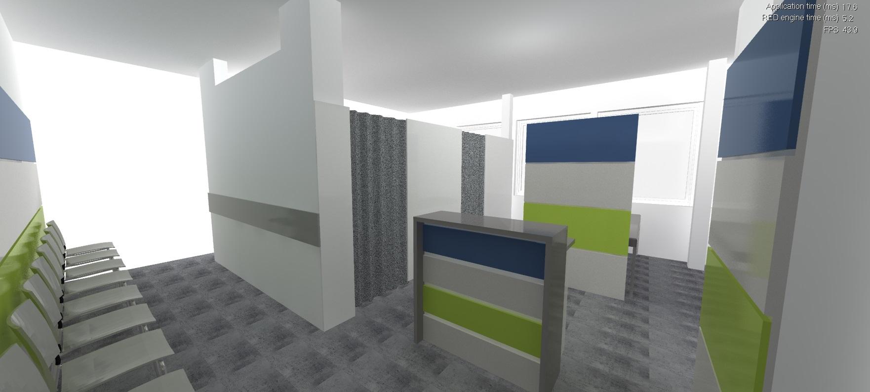 GALERIE komerční interiéry