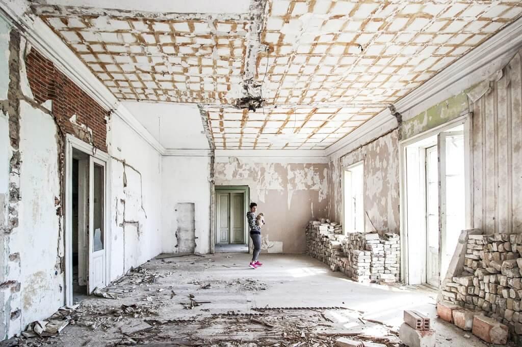 rekonstrukce bydlení